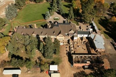 History Main Page Mansion Renovation
